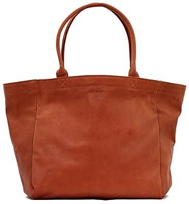 MON PARTENAIRE M Naturel sac à main en cuir cabas fourre-tout style vintage PAUL MARIUS