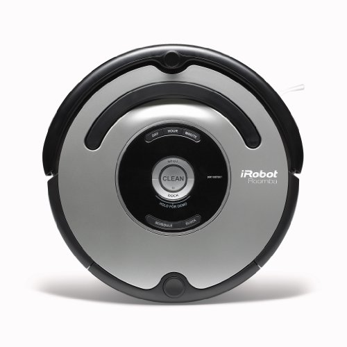 iRobot Roomba 555 Robotic Vacuum Cleaner
