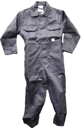 WWK / WorkWear King Boy's Kids Childrens Boilersuit Coveralls Overalls smoby детская горка king size цвет красный