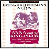Bernard Herrmann at Fox Vol. 3:  Anna and the King of Siam ~ Bernard Herrmann