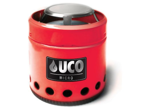 UCO Micro Lantern (Red) (Uco Chimney compare prices)