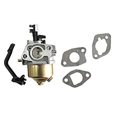 Cozy Pack of Carburetor w/ Gasket for Champion Power Equipment 3500 4000 Watts Gas Generator