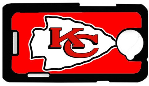 Kansas City Chiefs HTC One X PLASTIC Case / Cover at Amazon.com