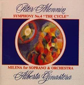 Symphony No 4/Milena for Soprano & Orchestra