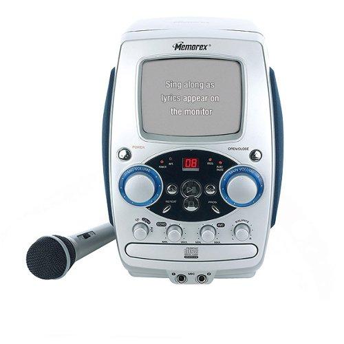 memorex karaoke machine mks8591
