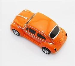 Usbkingdom 8GB 8G Orange Car Shape Gift USB Flash Drive USB Flash Disk Pen Drive Memory Stick Pendrive