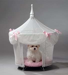 Pet Tent Small Dog Bed - Sugarplum Princess