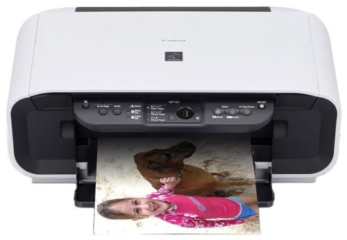 Canon PIXMA MP140 - Multifunction ( printer / copier / scanner ) - colour - ink-jet - copying (up to): 19 ppm (mono) / 15 ppm (colour) - printing (up to): 20 ppm (mono) / 15 ppm (colour) - 100 sheets - Hi-Speed USB