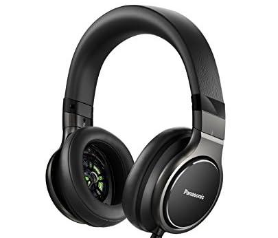 Panasonic密閉型ダイナミックステレオヘッドホン ハイレゾ対応 ブラック RP-HD10-K