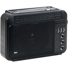 RCA RP7887 AM/FM Super Port Radio