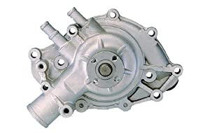 Milodon 16230 Performance Aluminum High Volume Water Pump for Ford 289, 302, 351W