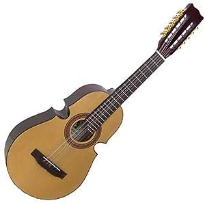 : Santa Rosa KQ200-RF Deluxe Puerto Rican Cuatro: Musical Instruments