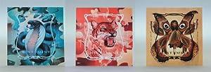 James Jean Limited Edition Tinplate Art Print Set