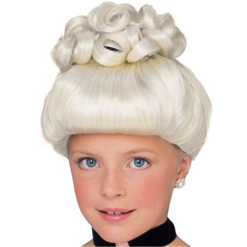 Rubie's Costume Child's Classic Storybook Regal Princess Wig