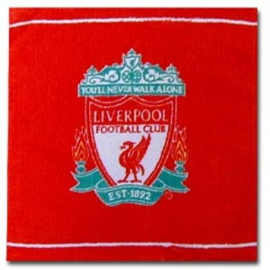 Liverpool Fc Face Towel tottenham liverpool