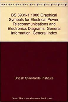 BS    3939   1 1986    Graphical       Symbols    for Electrical Power