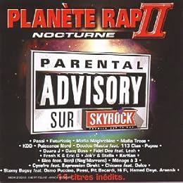 Planete Rap Vol. 2 : Nocturne [Import anglais]