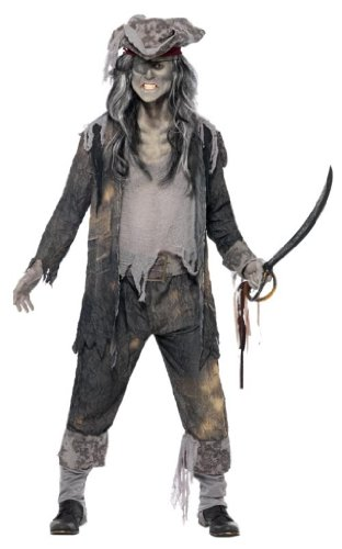 Men's Ghost Ship Costume