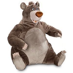 Amazon.com: Baloo Plush - The Jungle Book - 19'' by Disney: Toys