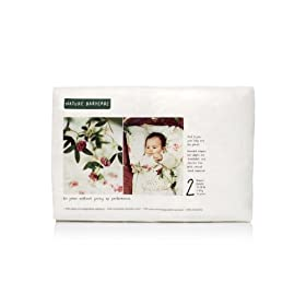 Nature Babycare Eco-Friendly Diapers