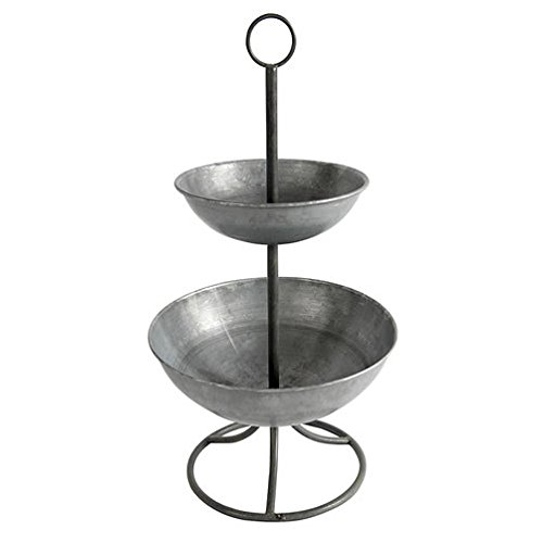 2 tiered metal fruit bowl 805845374572 canada - Tiered fruit bowl ...