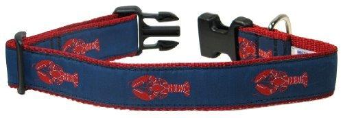 preston-red-lobster-dog-collar-large-15-inch-to-24-inch-by-preston-inc
