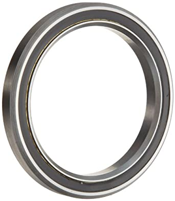 "RBC JU060CP0 Thin Section Ball Bearing, Sealed, Radial C-Type, 6"" Bore x 6.75"" OD x 0.50"" Width"
