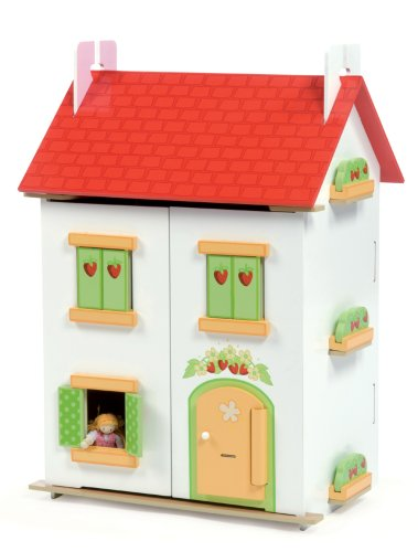 Tutti-Frutti House (With Furniture) front-338124