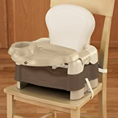 Safety 1st Sit Snack and Go Convertible Booster Seat Décor