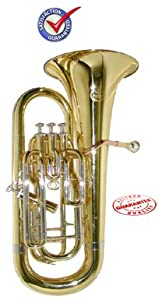 Advance Bb/F Gold 3 and 1 Valve Euphonium EP-425