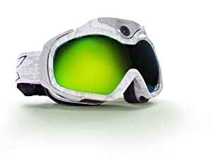 Liquid Image Xsc 338Wapex Series Snow Goggle Video Camera (White)