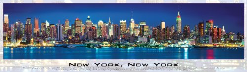New York City Glow in the Dark Puzzle