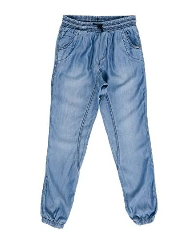 Mek Pantalone Bimba [Denim Washed]