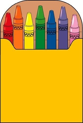 Large Box Of Crayons front-1020315