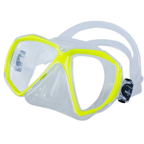 how to clean dirty diving goggles