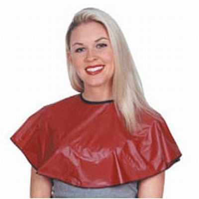 Scalpmaster Vinyl Comb-Out Cape 26