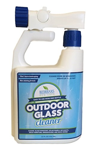 wash safe industries ws og he outdoor window glass cleaner