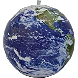 """Jet Creations Inflatable 36"""" Astro-View Globe,Inflatable Children's Teaching Toys"""