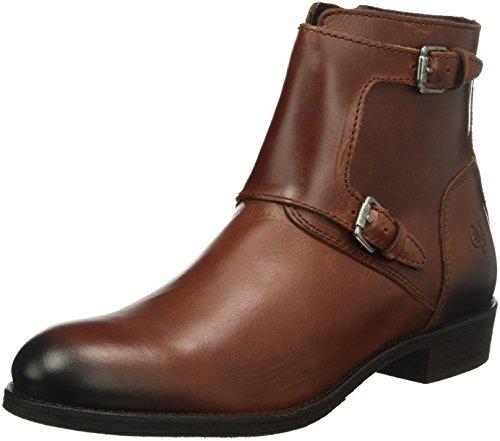 Marc O'Polo Shoes & Accessories Stiefelette, Stivali donna, marrone (cognac), 39 EU / 6 UK