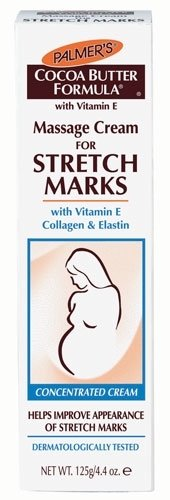 Palmer's Cocoa Butter Formula Massage Cream for Stretch Marks, 4.4 Ounce (Pack of 2)