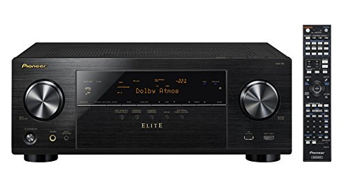 Pioneer Elite VSX-90 7.2 Channel A/V Receiver (Black)