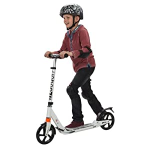 Urban 7XL Deluxe kick scooter Adjustable to Kid and Adult Size by High Bounce