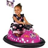 Minnie Mouse Bumpacar Ride-On.