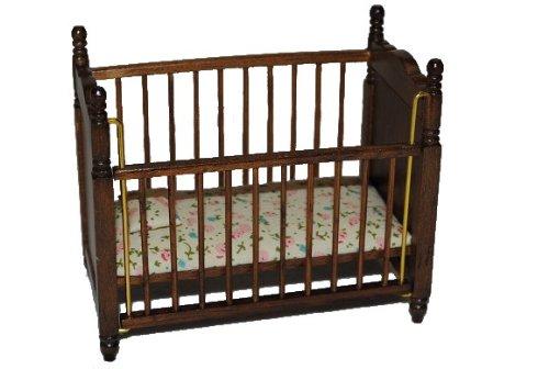 Kinderbett Bett Babybett - Baby Kinder aus Holz