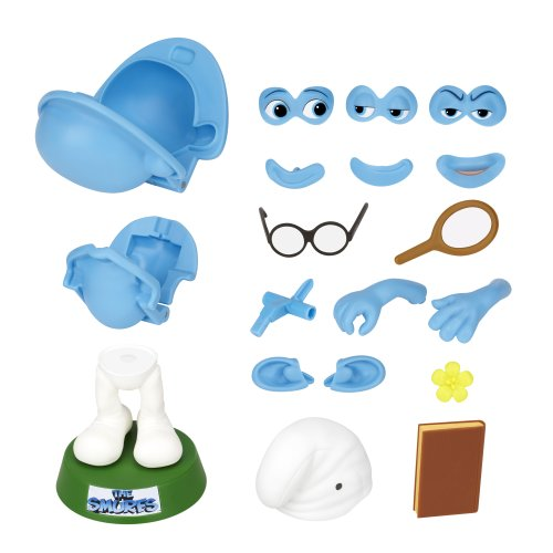 Smurfs Clay Play Activity Set