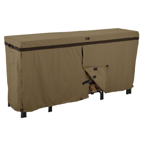 Classic Accessories 55-203-012401-EC Hickory Heavy Duty Log Rack
