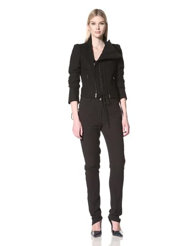 Ann Demeulemeester Women's Amy Wool Jacket