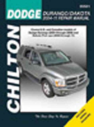 dodge-durango-dakota-automotive-repair-manual-2005-11-by-john-wegmann-published-june-2012