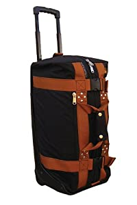 Club Glove Mini Rolling Duffle Bag - Black Copper by Club Glove