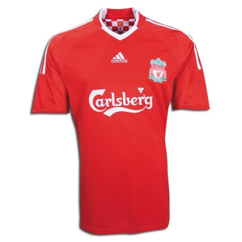 adidas Liverpool Home Jersey 08/09